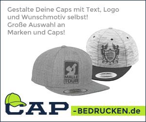 Cap-Bedrucken
