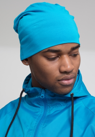 Jersey Beanie MSTRDS turquoise | one size