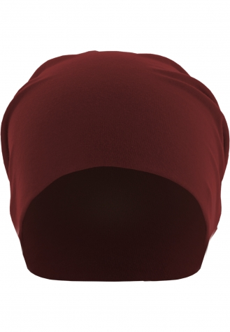 Jersey Beanie MSTRDS maroon | one size