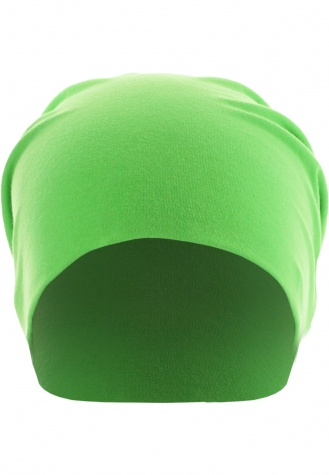 Jersey Beanie MSTRDS neongreen | one size