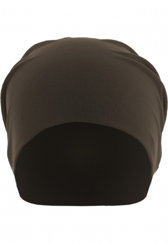 Jersey Beanie MSTRDS chocolate | one size
