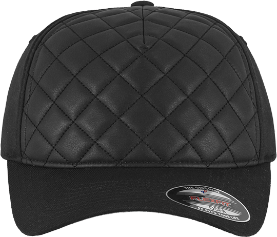 Kids Diamond Quilted Cap