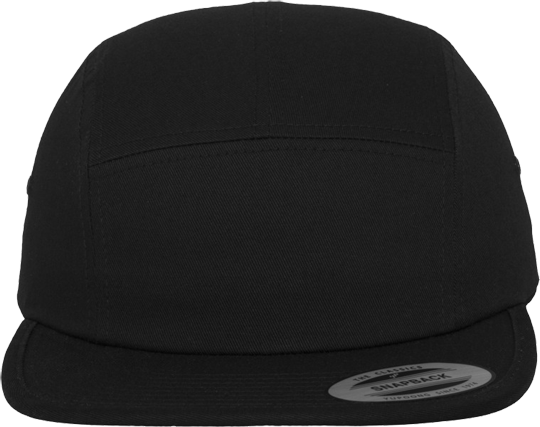 Classic Jockey Cap Woman  Black