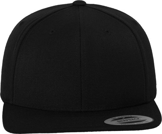 Classic Snapback Kids Black | Youth