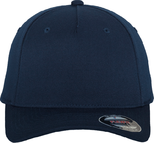 Flexfit 5 Panel Base Cap Navy | S/M