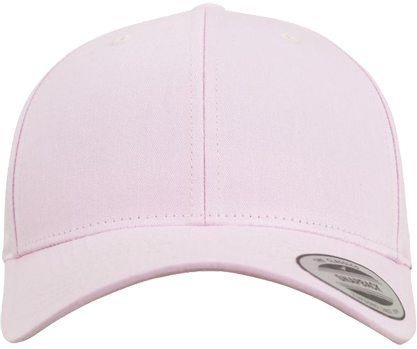 Curved Classic Snapback Pink