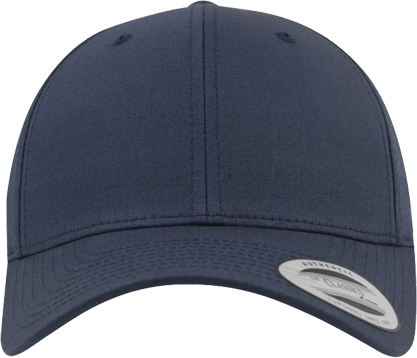 Curved Classic Snapback Navy