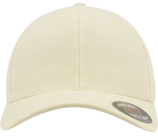 Flexfit Pastel Melange Cap Yellowcream | L/XL