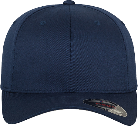 Flexfit Wooly Combed Cap Navy | Youth