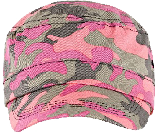 Camo Urban Cap Woman