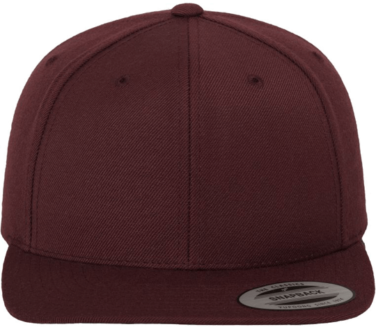 Classic Snapback Kids Maroon | Youth