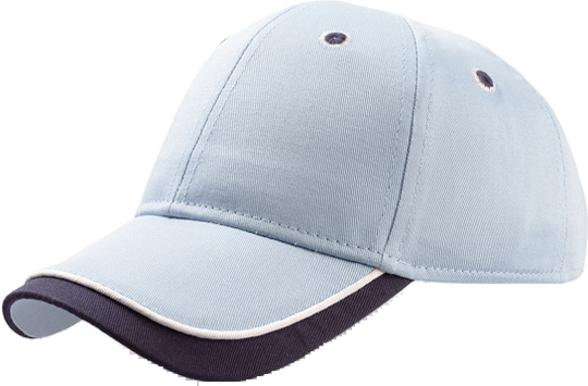 Baseball Cap Kid Star Light Blue/Navy