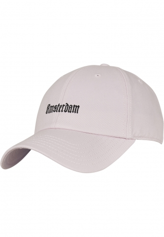 C&S WL Amsterdam Curved Cap pink | one size