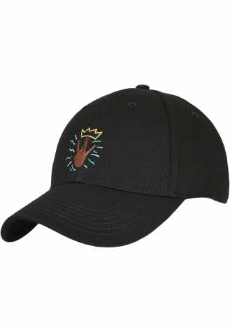 C&S WL King Lines Curved Cap