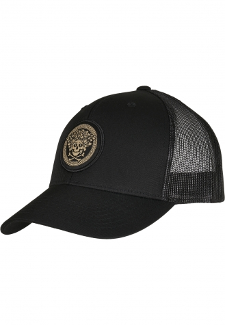 C&S WL Badusa Curved Trucker Cap