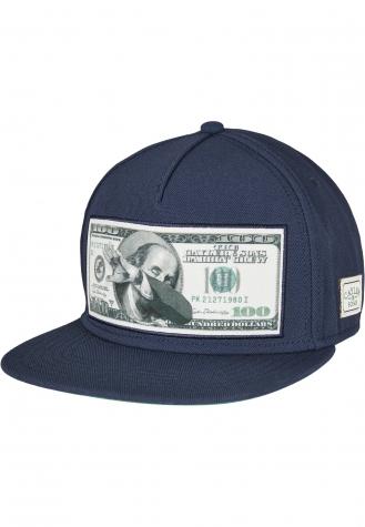 C&S WL Dab-ben Cap navy/green | one size