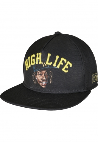 C&S WL Lifted Cap black/yellow | one size