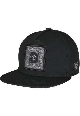 C&S WL Paiz Cap black/white | one size
