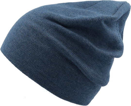 Cuff Beanie Kids Royal Melange