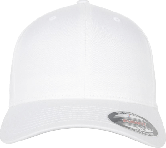 Organic Cotton Cap White | L/XL