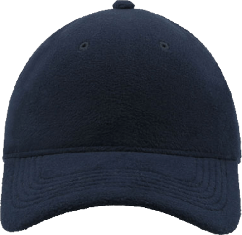 Polar Fleece Baseball Cap Navy | S/M