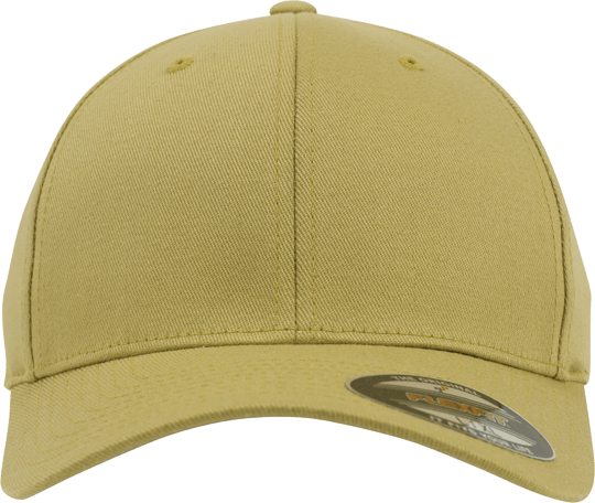 Flexfit Wooly Combed Cap Curry | L/XL