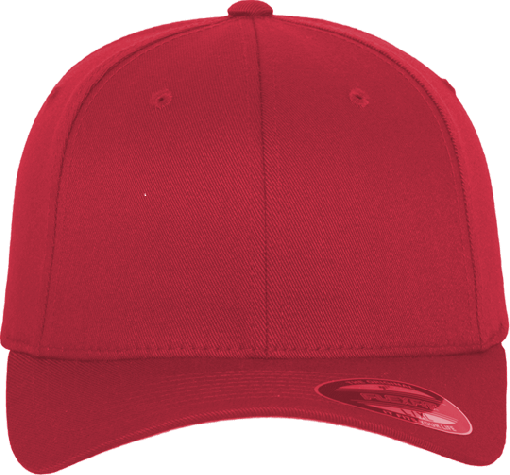 Flexfit Wooly Combed Cap Rose Brown | S/M