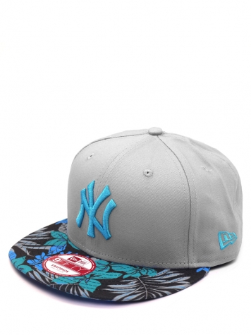New Era Snapback Cap New York Yankees grey