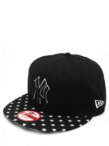 New Era Snapback Cap New York Yankees Stars & Straps
