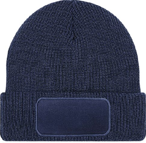Patch Beanie Thinsulate French Navy