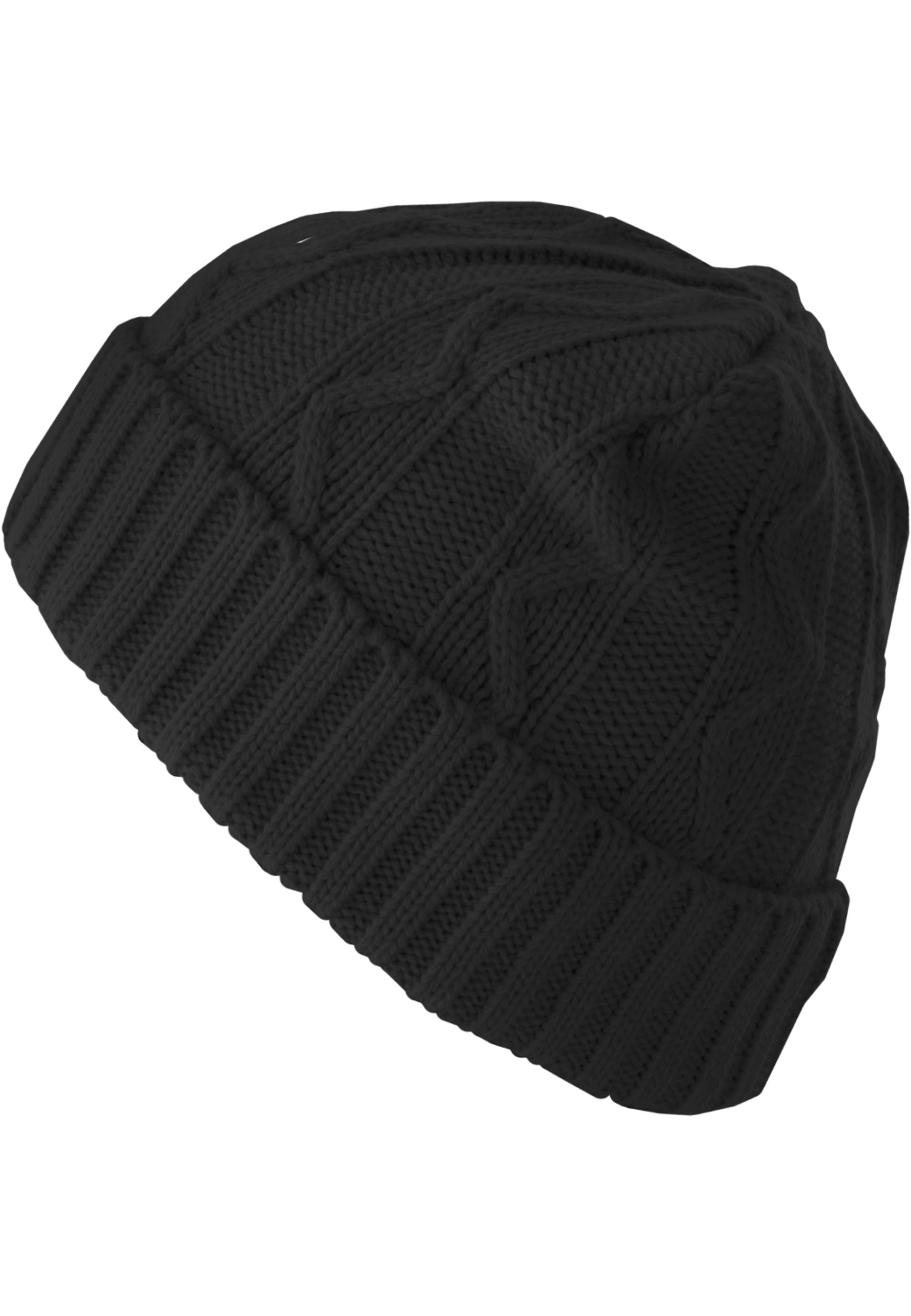 selber gestalten beanie cable flap cap. Black Bedroom Furniture Sets. Home Design Ideas