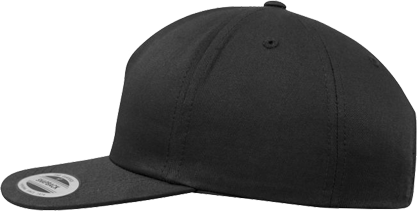 unstructured 5 panel snapback flexfit cap. Black Bedroom Furniture Sets. Home Design Ideas