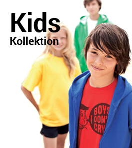 Kids Caps bedrucken